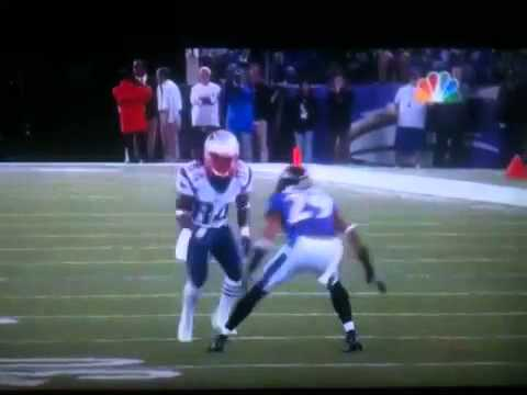 Ed Reed bamboozles Deion Branch