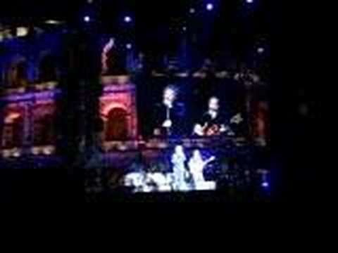 Simon and Garfunkel Roma 2004
