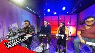 Dieter zingt 'Here without you' | 360° Q-Live Sessie | The Voice van Vlaanderen | VTM