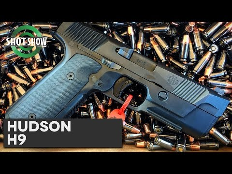 Hudson Mfg H9 Pistol (Is the hype real?) - SHOT Show 2017!