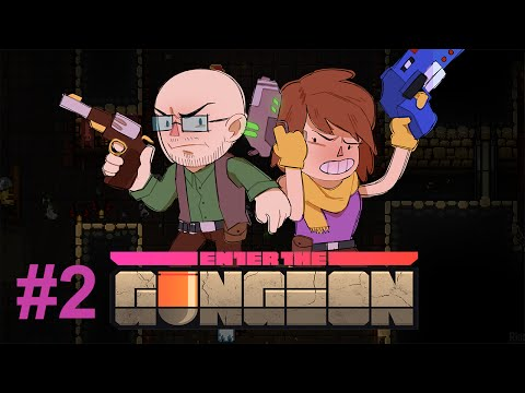 Enter the Gungeon Co-op with Northernlion [Episode 2] Item Rooms