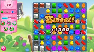 How to complete candy crush saga level #1809 hard level without booster