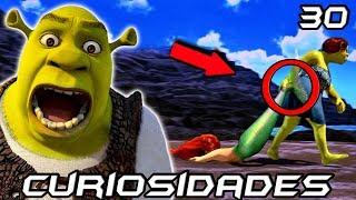30 Curiosidades de Shrek (1-2)   Cosas que quizás no sabías