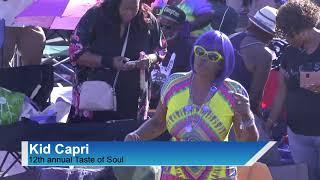 Kid Capri | Taste of Soul 2017
