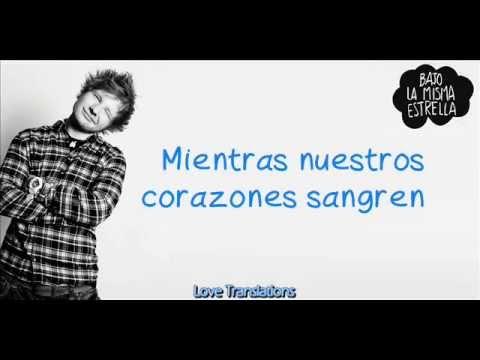 Ed Sheeran - All of the Stars - Traducida al español