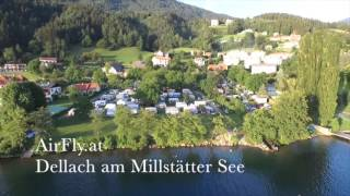 AirFly at Dellach am Millstätter See Luftbilder