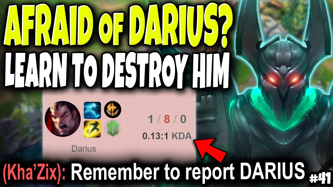 Afraid of DARIUS? Learn how to fully DESTROY HIM 🔥 Immortal Series #41 LoL Mordekaiser s10 Gameplay