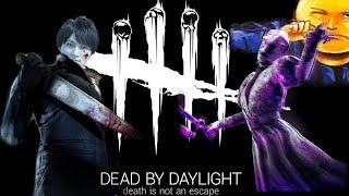 【Dead by Daylight】 Kato Junichi vs Pro Nurse Syoko 2 Window