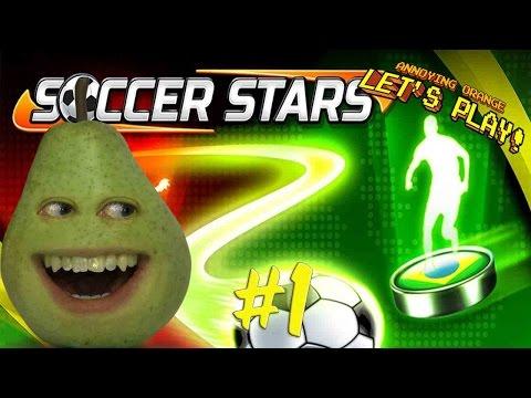 Pear Plays - Soccer Stars #1