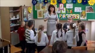 """Урок англійської мови у 1 класі (НУШ).""""Animals"""" Вчитель:Барна І.С."""