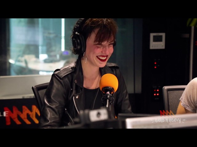 Halestorm's Lzzy Hale On The Music That Influenced Her | Hard N Heavy | Triple M