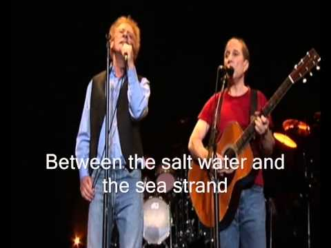 *** Scarborough Fair - Simon & Garfunkel Live