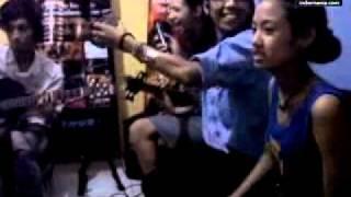 "IRO Sounding Angel Of Fire Part #1 Program On Air IRO ""INDIE SOUNDING BAND"""
