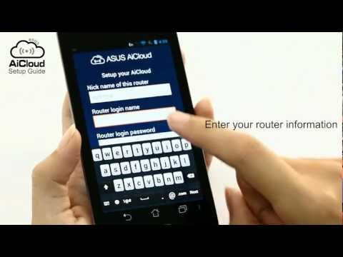 AiCloud Tutorial - Setup - YouTube