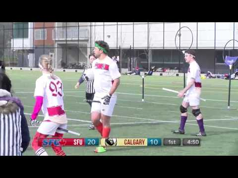Pool D - Simon Fraser University v Calgary Mavericks