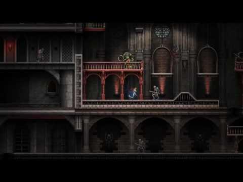 Eternal Covenant Metroidvania Trailer platform 2d pixel art hardcore  Castlevania PC
