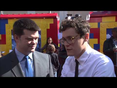The Lego Movie: Directors Phil Lord & Christopher Miller Movie Premiere Interview