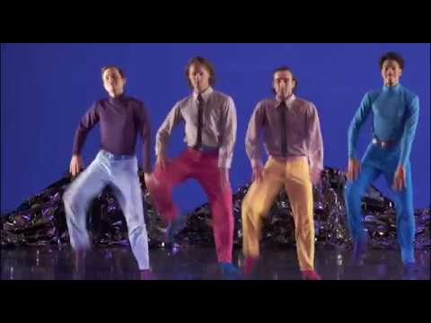 "Pepperland: excerpt from ""Allegro"" (1:23)   Mark Morris Dance Group"