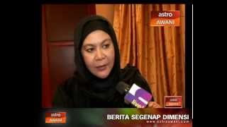 Erma Fatima bersyukur Bade ada zuriat sendiri
