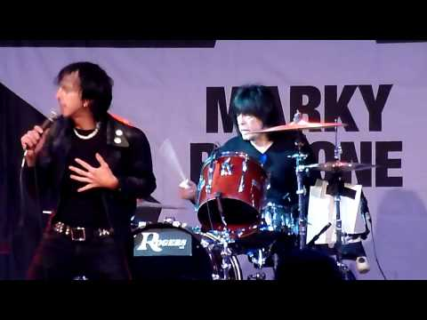 Marky Ramones Blitzkrieg - Needles & Pins + Glad To See You Go