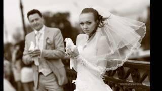 Видео клип на свадьбу из фотографий