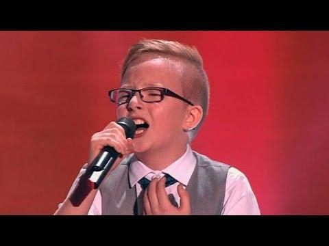★★★Эдуард Редико Мальчик невероятно поет // Edward Redick Boy sings incredibly