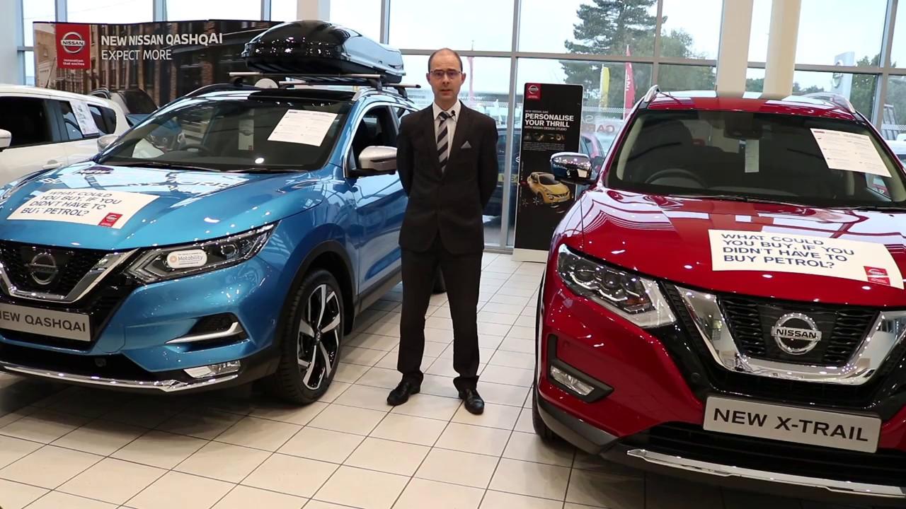 Nissan \'Switch\' Scheme | Westover Nissan - YouTube