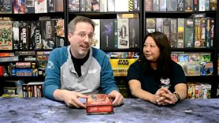 Firefly Adventures Respectable Folk Expansion Unboxing by Gale Force Nine Games
