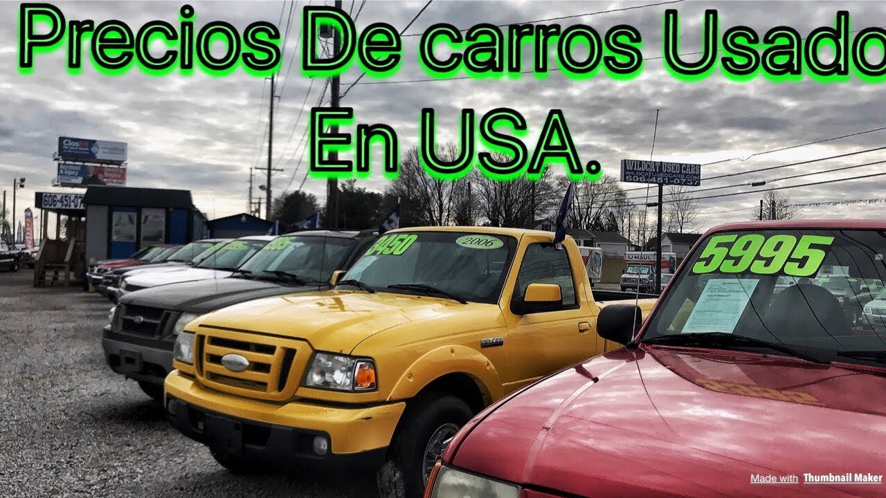 Venta De Carros >> Cuanto Cuesta Un Carro Usado En Estados Unidos 2019 Venta De Carros Usados