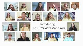 Ave Maria - Georgetown Visitation Madrigals 2020