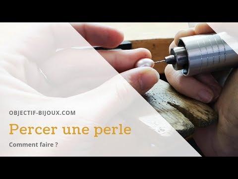 Comment Percer Une Perle (21/30)