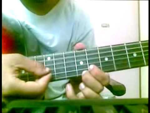 learn SAYONEE ORIGINAL INTRO ( TABS AND DETAILED STRUMMING) -JUNOON on guitar (PART 1)