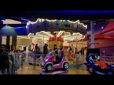 Watch top attractions in mall of qatar HD VIDEO doha
