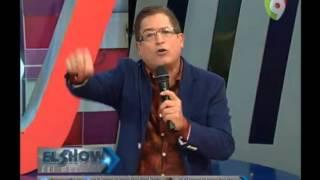 Comunicador dominicano estalla antes organismos internacional