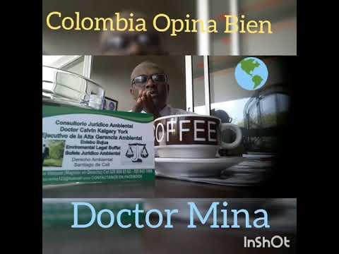 Apuesta Educativa Colombia Opina Bien - Doctor Gonzalo Mina Vasquez - Consultorio Juridico Ambiental