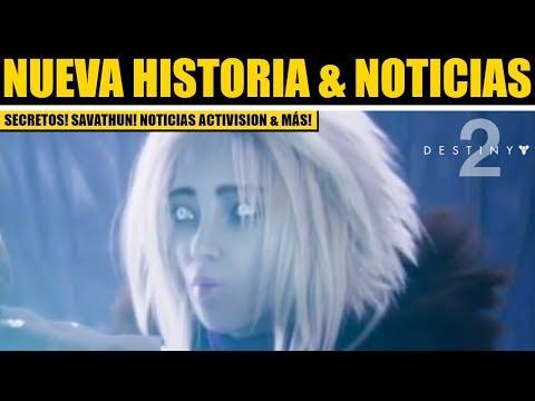 Destiny 2 - Nueva Historia! Futuro Contenido! Plan de Savathun! Teorías & Noticias de Activision! thumbnail