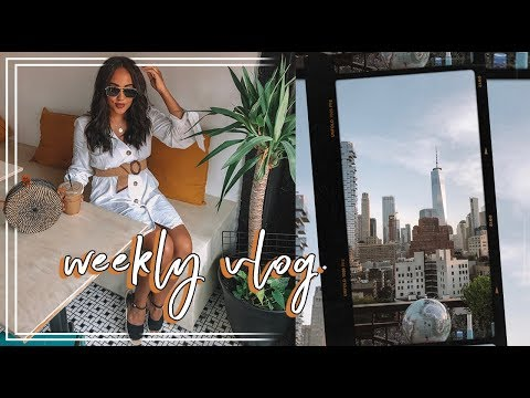 WEEKLY VLOG - Laser Hair Removal, LEAVING NYC?!? Weightloss Update  | Antonnette thumbnail