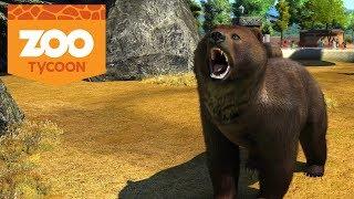 ZOO TYCOON #03 🐵 Die Grizzlybär bekommen ein neues Gehege [Deutsch/HD]