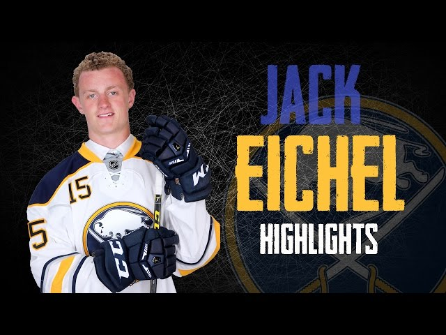 Jack Eichel Ultimate Highlights | Tribute | HD