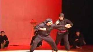 Indonesian Week 2006 Silat Special Video