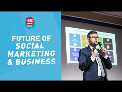 Panorama des dernières tendances «Social Marketing & Business» - Mathieu Flaig