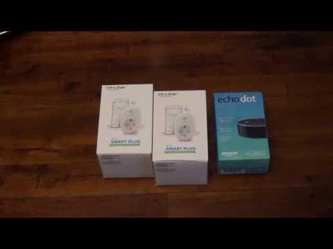 Amazon Echo Alexa und TP-Link Smart Plug | deutsch