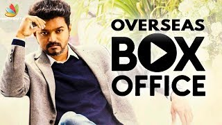 BIGGEST BLOCKBUSTER: Sarkar Overseas Box Office Collection | Hot Tamil Cinema News