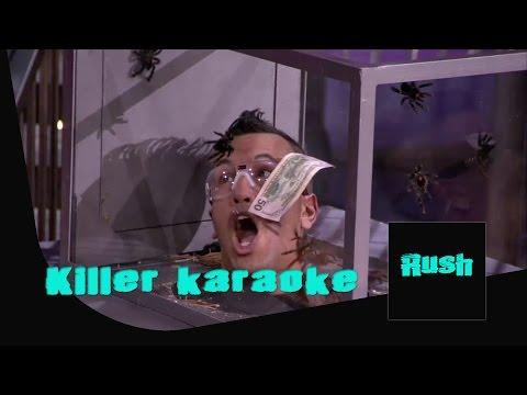 Walk of Fear with Nicole | Killer Karaoke | Rush