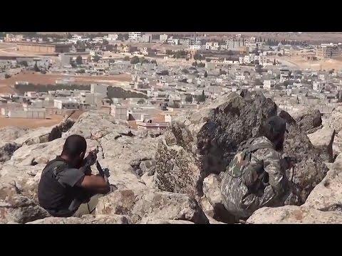 Islamic State Advance