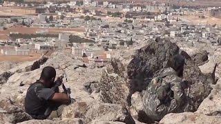 Islamic State Advance on Syria City of Kobani