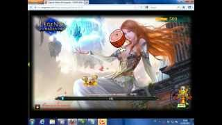 Repeat youtube video Diamantes Gratis para Legend Online 2013