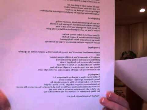 The 27 Amendments Song :)