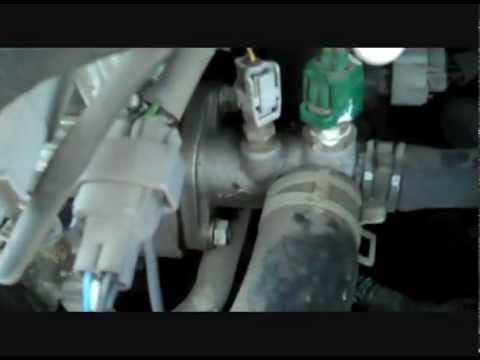 water temperature gauge wiring diagram 2001 ford explorer sport trac how to replace the coolant sensor toyota camry solara 4cylinder - youtube