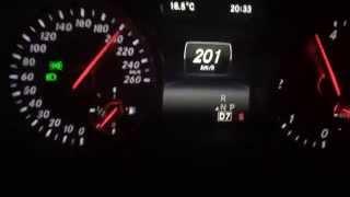 mercedes gla 200 cdi 2014 acceleration